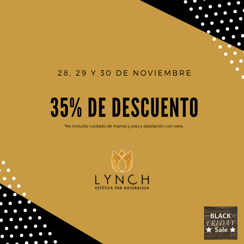 black friday belleza 2019